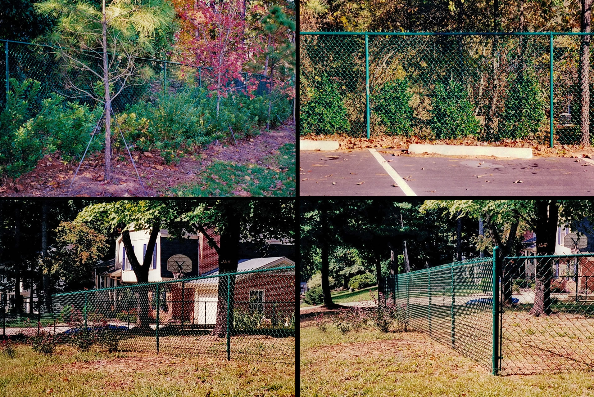 Chain Link Fencing Raleigh Nc Infinity Fence Inc
